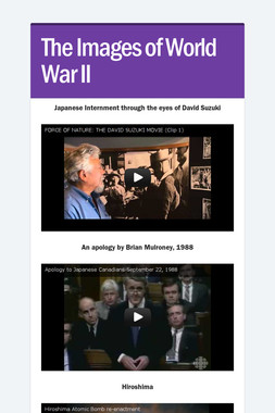 The Images of World War II