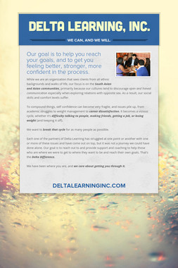 Delta Learning, Inc.