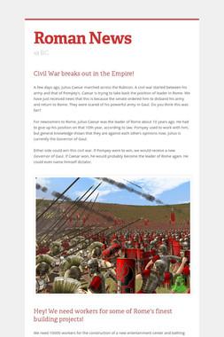 Roman News