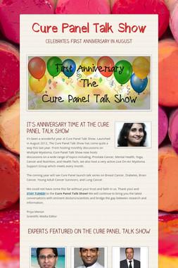 Cure Panel Talk Show