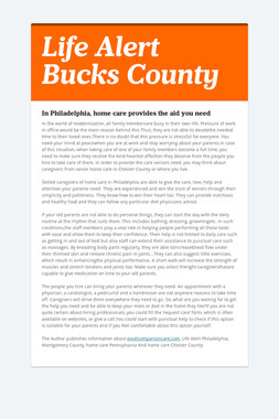Life Alert Bucks County