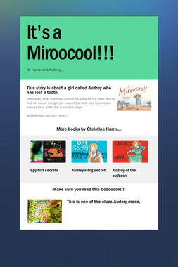 It's a Miroocool!!!