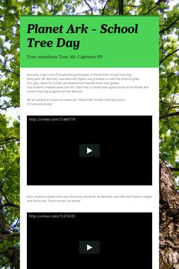 Planet Ark - School Tree Day
