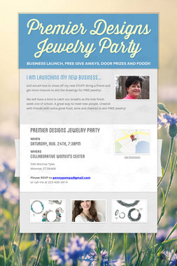 Premier Designs Jewelry Party
