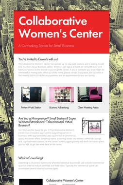Collaborative Women's Center