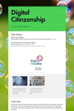 Digital Citinzenship