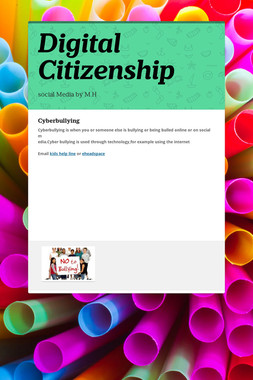 Digital Citizenship