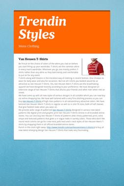 Trendin Styles