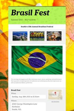 Brasil Fest