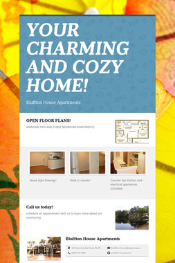 YOUR CHARMING AND COZY HOME!