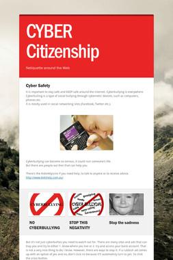 CYBER Citizenship
