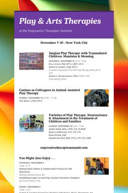Play & Arts Therapies