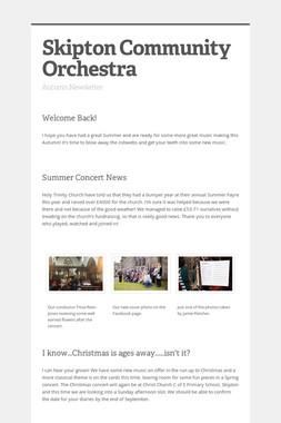 Skipton Community Orchestra
