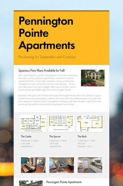 Pennington Pointe Apartments