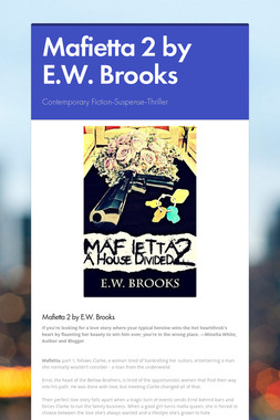 Mafietta 2 by E.W. Brooks