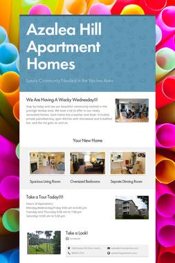Azalea Hill Apartment Homes