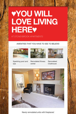 ♥YOU WILL LOVE LIVING HERE♥