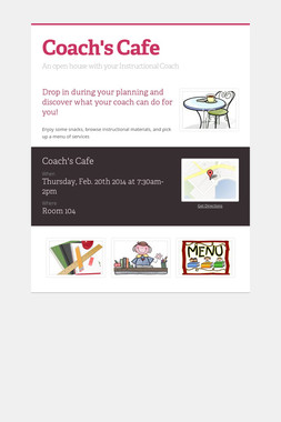 Coach's Cafe