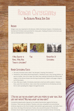 Roman Christianity