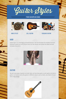 Guitar Styles