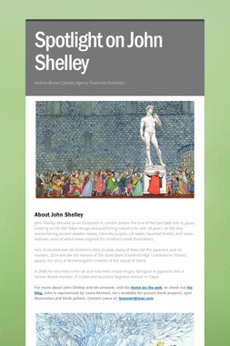 Spotlight on John Shelley