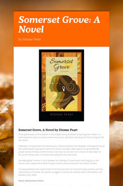 Somerset Grove: A Novel