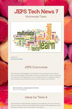 JEPS Tech News 7