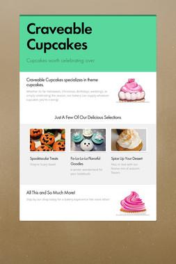 Craveable Cupcakes