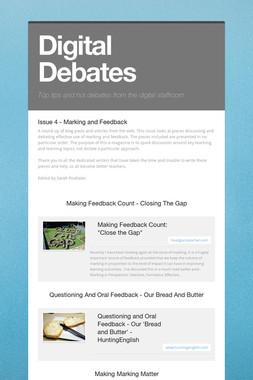 Digital Debates