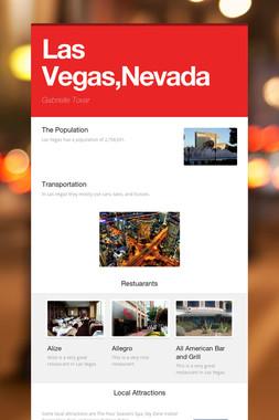 Las Vegas,Nevada