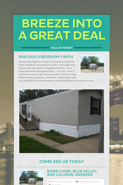 Breeze Into A Great Deal