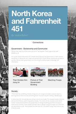 North Korea and Fahrenheit 451