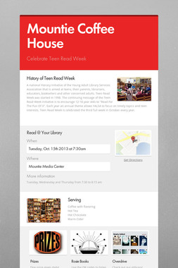 Mountie Coffee House