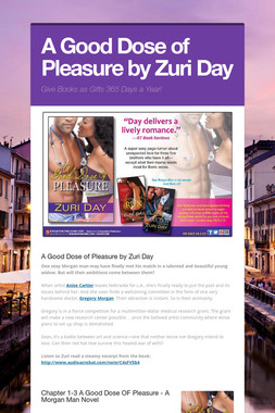 A Good Dose of Pleasure by Zuri Day