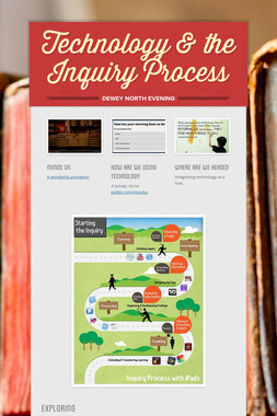 Technology & the Inquiry Process