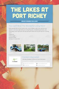 The Lakes at Port Richey