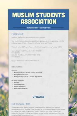 Muslim Students Association