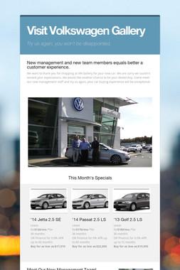 Visit Volkswagen Gallery