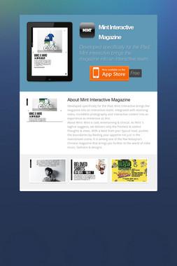 Mint Interactive Magazine