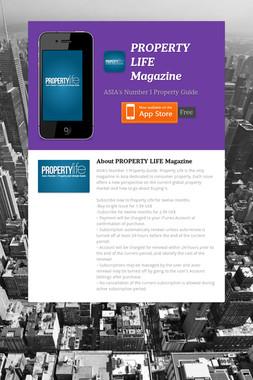 PROPERTY LIFE Magazine