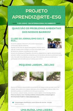 Projeto Aprendiz@rte-E5G