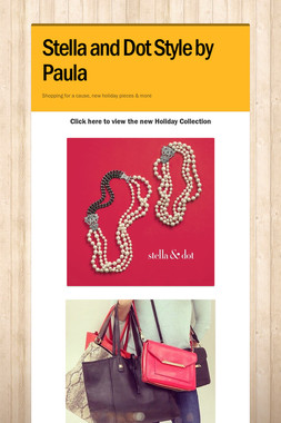 Stella and Dot Style by Paula