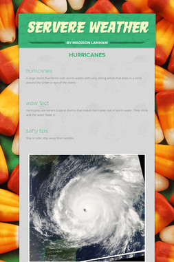 servere weather