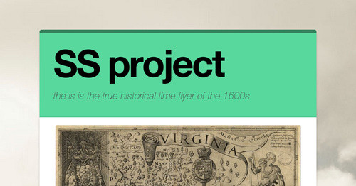 SS project
