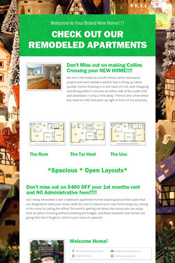 Check Out Our Remodeled Apartments