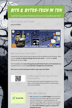 Bits & Bytes-Tech In Ten