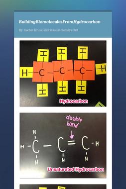 BuildingBiomoleculesFromHydrocarbon