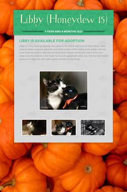 Libby (Honeydew 15)