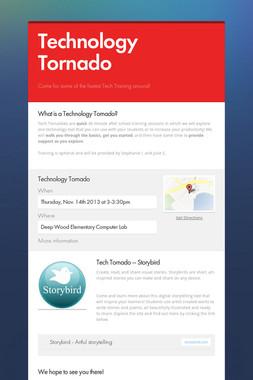 Technology Tornado