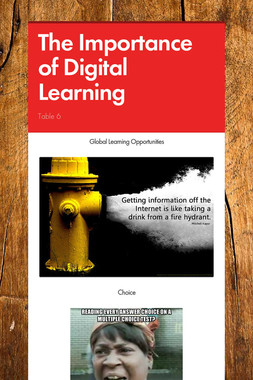 The Importance of Digital Learning